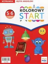 Kolorowy Start. 5 i 6-latki. Język angielski. Wyprawka