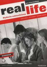 Real Life Pre-Intermediate Workbook +CD