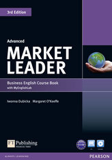 Market Leader 3Ed Advanced SB z DVD +MyEngLab