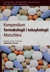 Kompendium farmakologii i toksykologii Mutschlera (wyd. II)