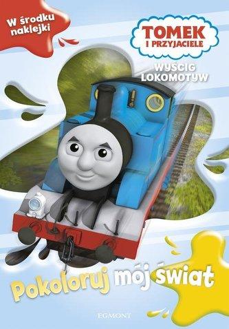 Tomek i przyjaciele Wyścig lokomotyw