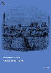 Chiwa 1839-1840