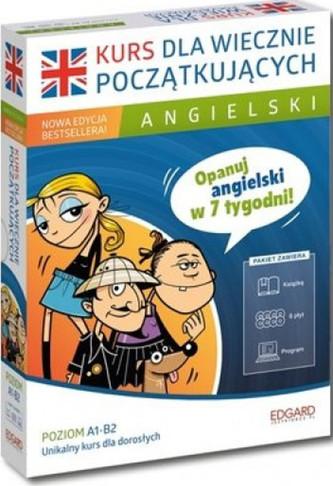 Angielski. Kurs dla wiecznie początkujących