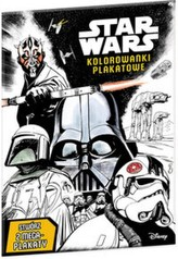 Star Wars Kolorowanki plakatowe   KPO2