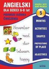 Angielski dla dzieci Zeszyt 5. 6-8 lat