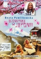 Blondynka w Japonii  Audiobook