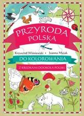 Przyroda polska do kolorowania