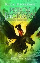 Percy Jackson. Tom III. Klątwa Tytana