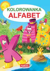 Kolorowanka Alfabet
