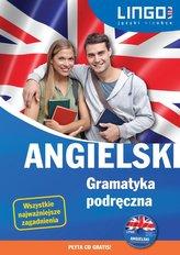 Angielski Gramatyka podręczna + CD