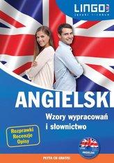 Angielski Wzory wypracowań i słownictwo + CD