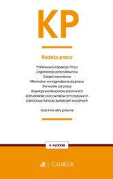 Kodeks pracy oraz ustawy towarzyszące. Wydanie 4