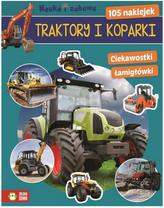 Nauka i zabawa. Traktory i koparki