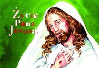 Życie Pana Jezusa malowanka dla dzieci