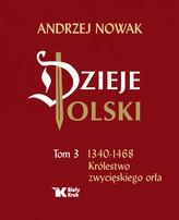 Dzieje Polski Tom 3 1340-1468 Królestwo zwycięskiego orła