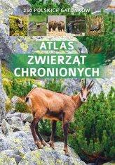 Atlas zwierząt chronionych. 250 polskich gatunków