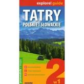 Tatry Polskie i Słowackie 2w1 przewodnik