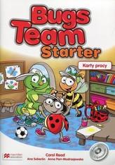Bugs Team Starter Karty pracy