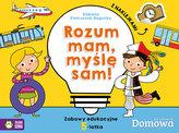 ROZUM MAM MYŚLĘ SAM ZABAWY EDUKACYJNE 5-LATKA