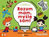 ROZUM MAM MYŚLĘ SAM ZABAWY EDUKACYJNE 3-LATKA