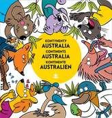 AUSTRALIA AUSTRALIA AUSTRALIEN KONTYNENTY CONTINENTS KONTINENTE