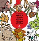AFRYKA AFRICA AFRIKA KONTYNENTY CONTINENTS KONTINENTE