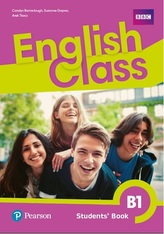 English Class B1. Students` Book. Klasa 4-8, szkoła podstawowa. Język angielski. Podręcznik
