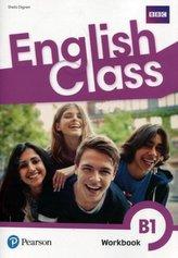 English Class B1. Workbook. Klasa 4-8, szkoła podstawowa. Język angielski. Ćwiczenia