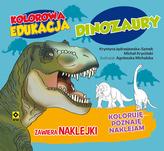 Kolorowa edukacja. Dinozaury