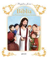 BIBLIA NA PIERWSZĄ KOMUNIĘ ŚWIĘTĄ PRZYJĄŁEM JEZUSA