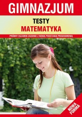 TESTY MATEMATYKA GIMNAZJUM WYD. 3