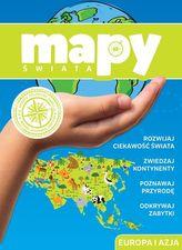 EUROPA I AZJA MAPY ŚWIATA