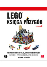 LEGO KSIĘGA PRZYGÓD KOSMICZNE PODRÓŻE PIRACI SMOKI I JESZCZE WIĘCEJ WYD. 2
