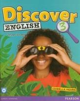 Discover English 3. Szkoła podstawowa. Język angielski. Materiał ćwiczeniowy