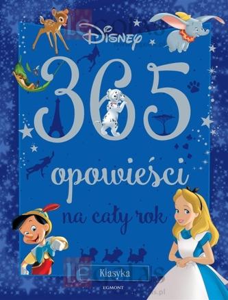 Klasyka Disneya. 365 opowieści na cały rok