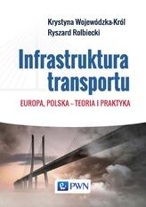 INFRASTRUKTURA TRANSPORTU EUROPA POLSKA TEORIA I PRAKTYKA