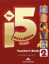 The Incredible 5 Team 2 Teacher's Book