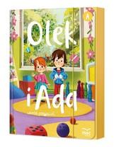 Olek i Ada wśród przyjaciół Trzylatek Poziom A