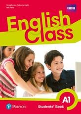 English Class A1. Students` Book. Klasa 4-8, szkoła podstawowa. Język angielski. Podręcznik