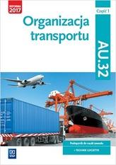 Organizacja transportu. Kwalifikacja AU.32. Cz.1