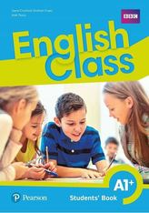 ENGLISH CLASS A1+ Students Book