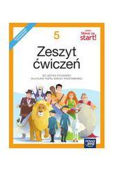 Nowe Słowa na start! Klasa 5. szkoła podstawowa. Język polski. Ćwiczenia (2018)