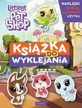 Littlest Pet Shop. Książka do wyklejania