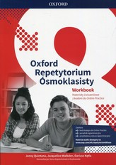 Oxford Repetytorium Ósmoklasisty. Workbook with Online Practice