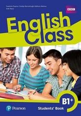 English Class B1+. Students` Book. Klasa 8, szkoła podstawowa. Język angielski. Podręcznik
