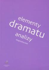 Elementy dramatu Analizy diagnostyczne