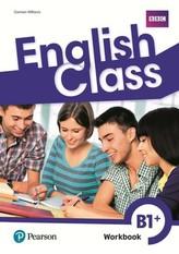 English Class B1+. Students` Book. Klasa 8, szkoła podstawowa. Język angielski. Workbook