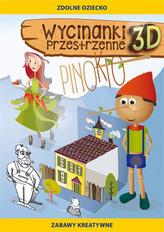 PINOKIO WYCINANKI PRZESTRZENNE 3D