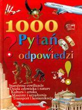 1000 PYTAŃ I ODPOWIEDZI (CZERWONA)