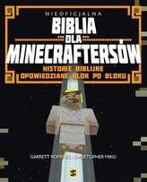 BIBLIA DLA MINECRAFTERSÓW HISTORIE BIBLIJNE OPOWIEDZIANE BLOK PO BLOKU